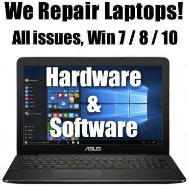 Niagara Laptop Repair